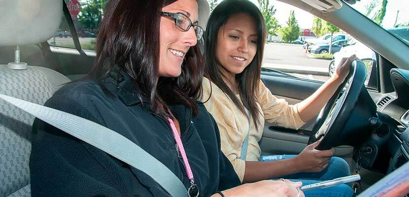 tips for drivers written test