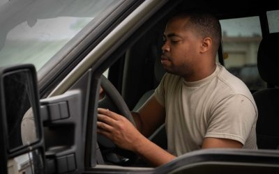 Tips to Overcome the Driving Lesson Fear