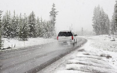 Four Winter Road Hazards For New Drivers To Be Aware Of