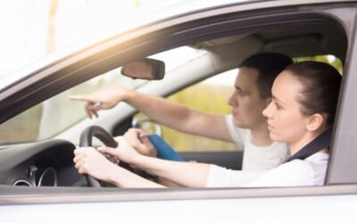 Five Benefits Of Behind-the-wheel Driver Training